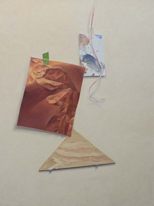 Still Life with Plywood 32''x24''