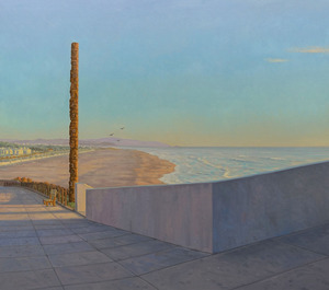 View from the Cliff House  46''x 52''